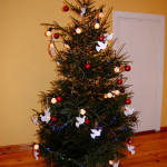 Ziemas dekori